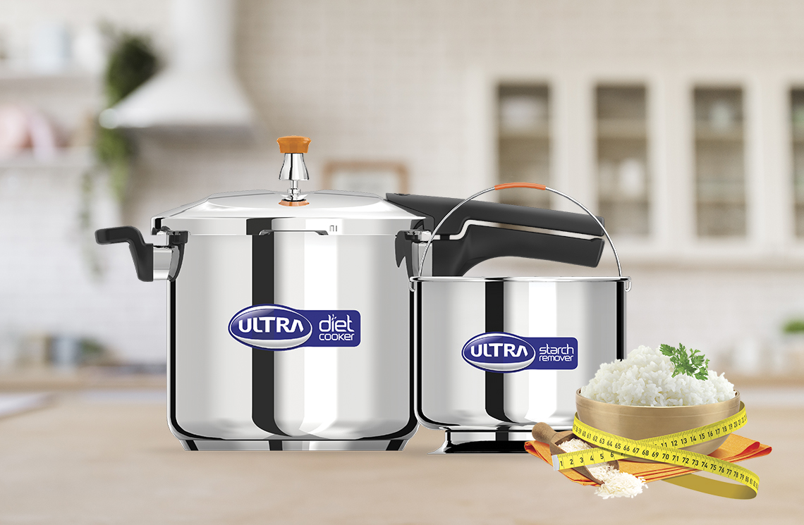 ultra pressure Cookers