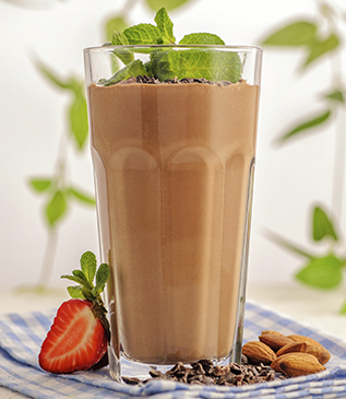 homemade base chocolate