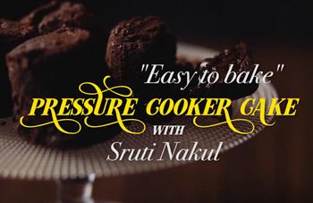 Ultra Pressure Cooker Choco Lava Cake
