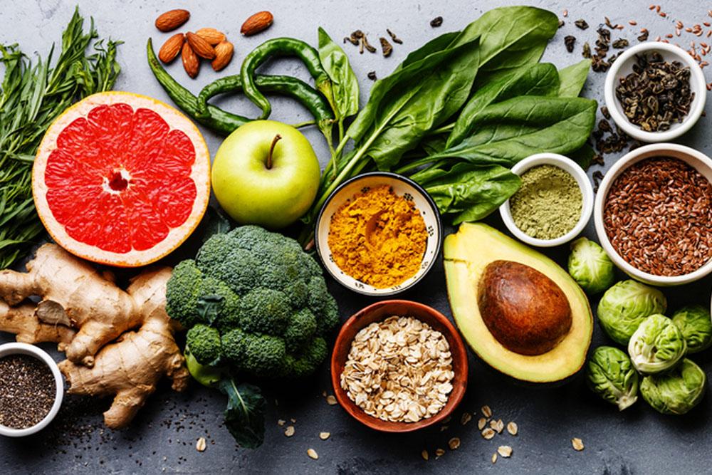 Healthy Food Clean Eating